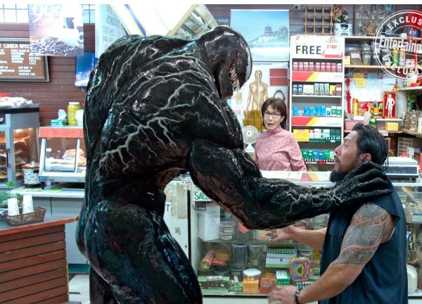 Des reshoots pour rendre le film plus familial — Venom