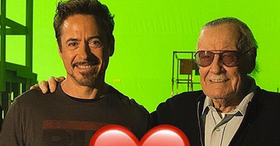 Stan Lee : Les stars de Marvel lui rendent hommage