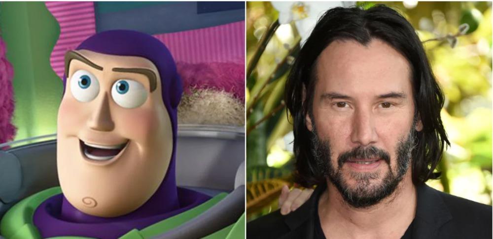 Toy Story 4  Tim Allen Tease Le Personnage Jouu00e9 Par Keanu Reeves | Brain Damaged