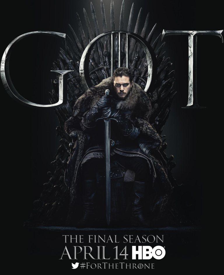 Game Of Thrones Saison 8 Tout Le Monde Sur Le Trne 20