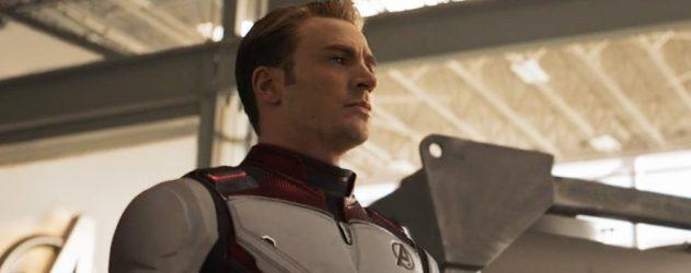 Avengers Endgame : Captain America a le rôle le plus dur et