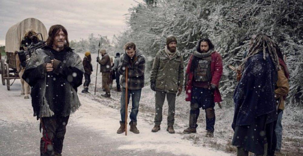 The Walking Dead Staffel 6 Episode 17