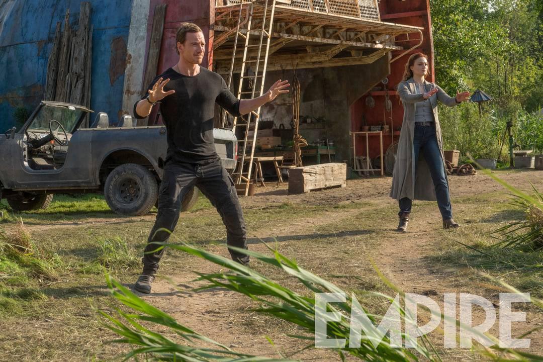 Dark Phoenix s'offre un ultime trailer épique — X-Men