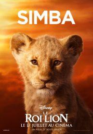 Le Roi Lion : Les personnages en affiches | Brain Damaged