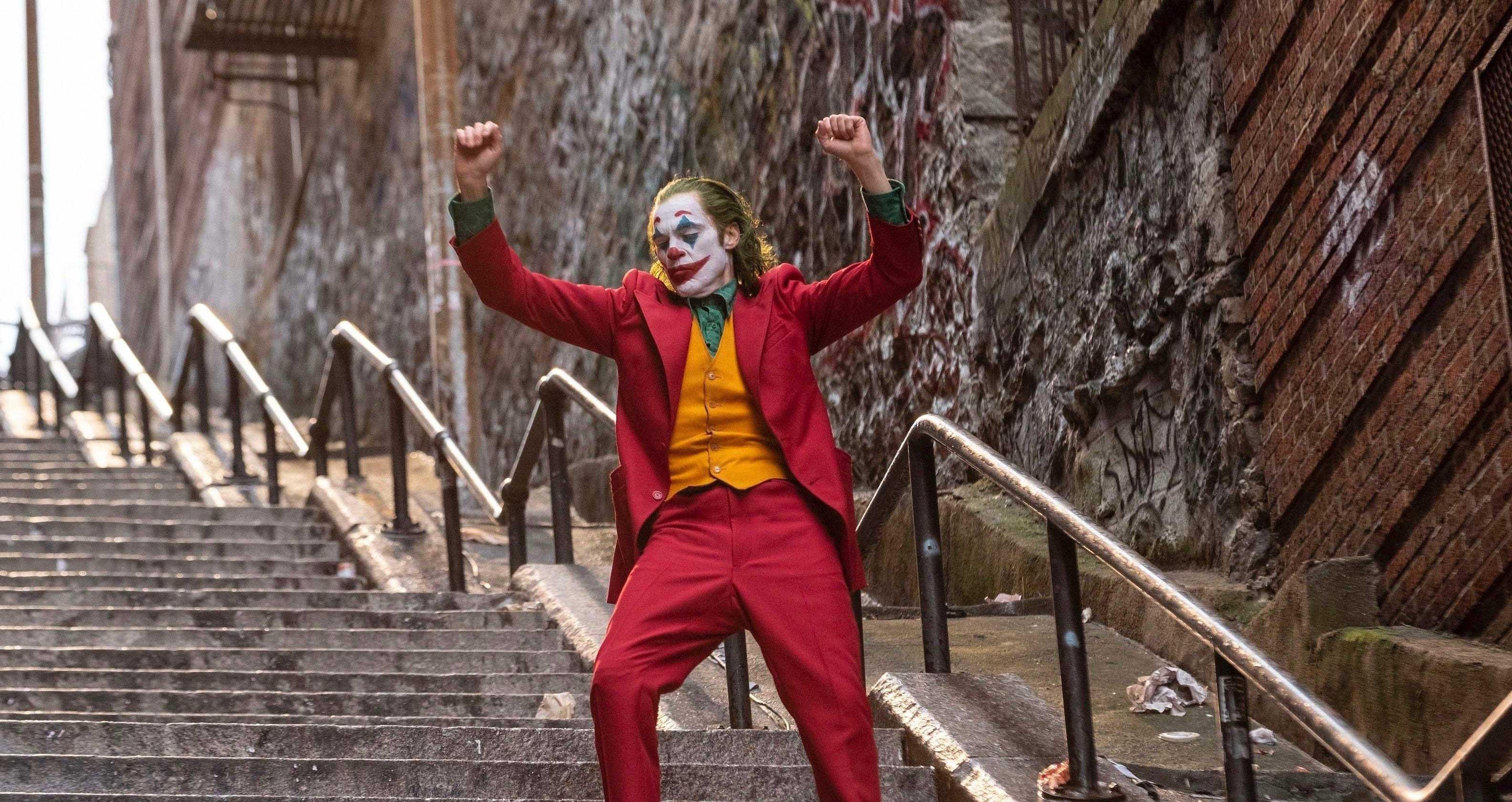 Fond Decran Horreur Joker