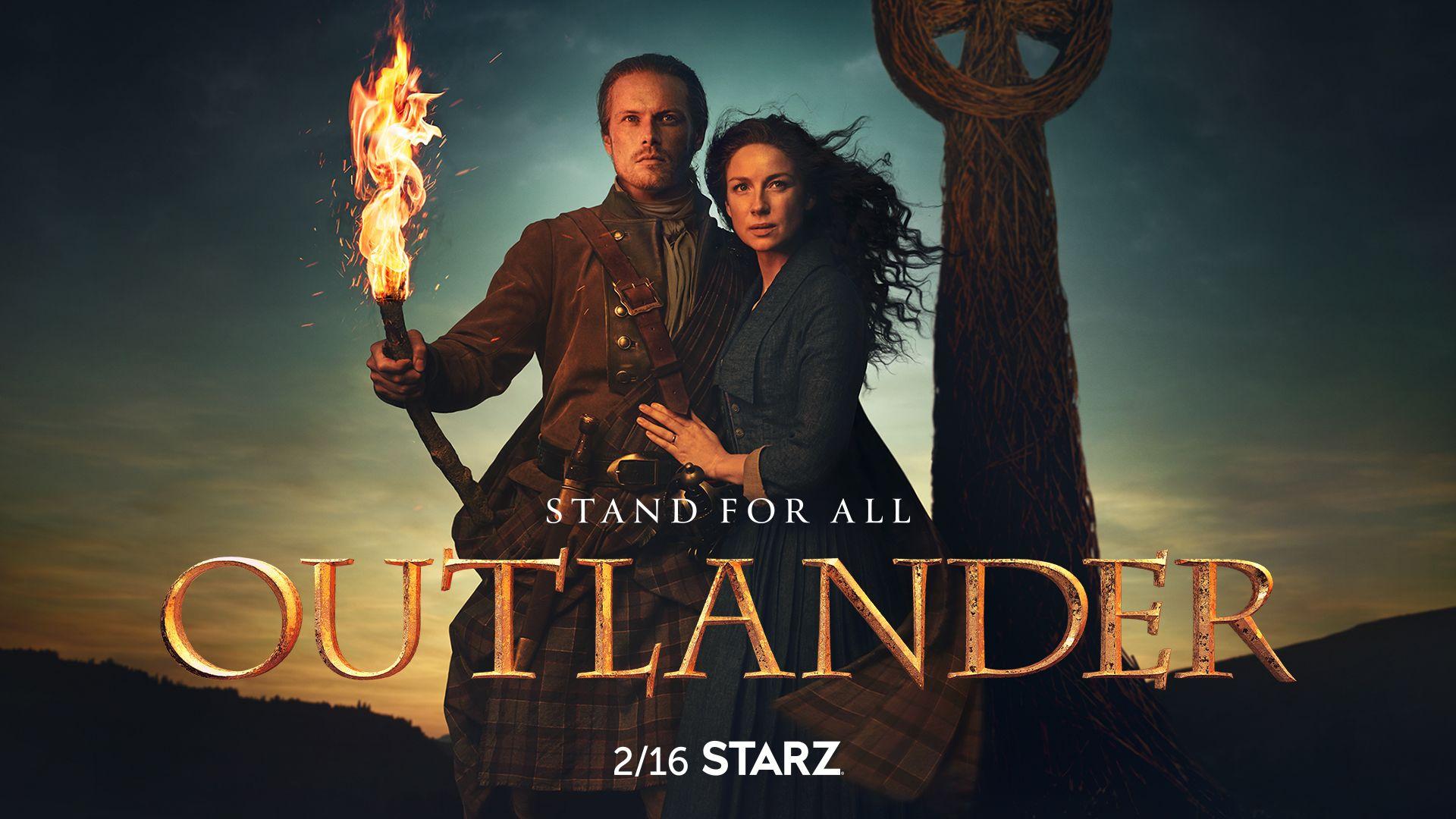 Outlander : un teaser pour la saison 5