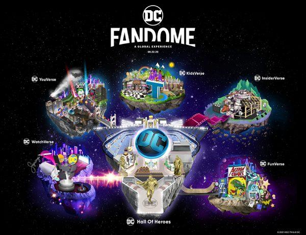 DC FanDome : La bande annonce de l'évènement virtuel