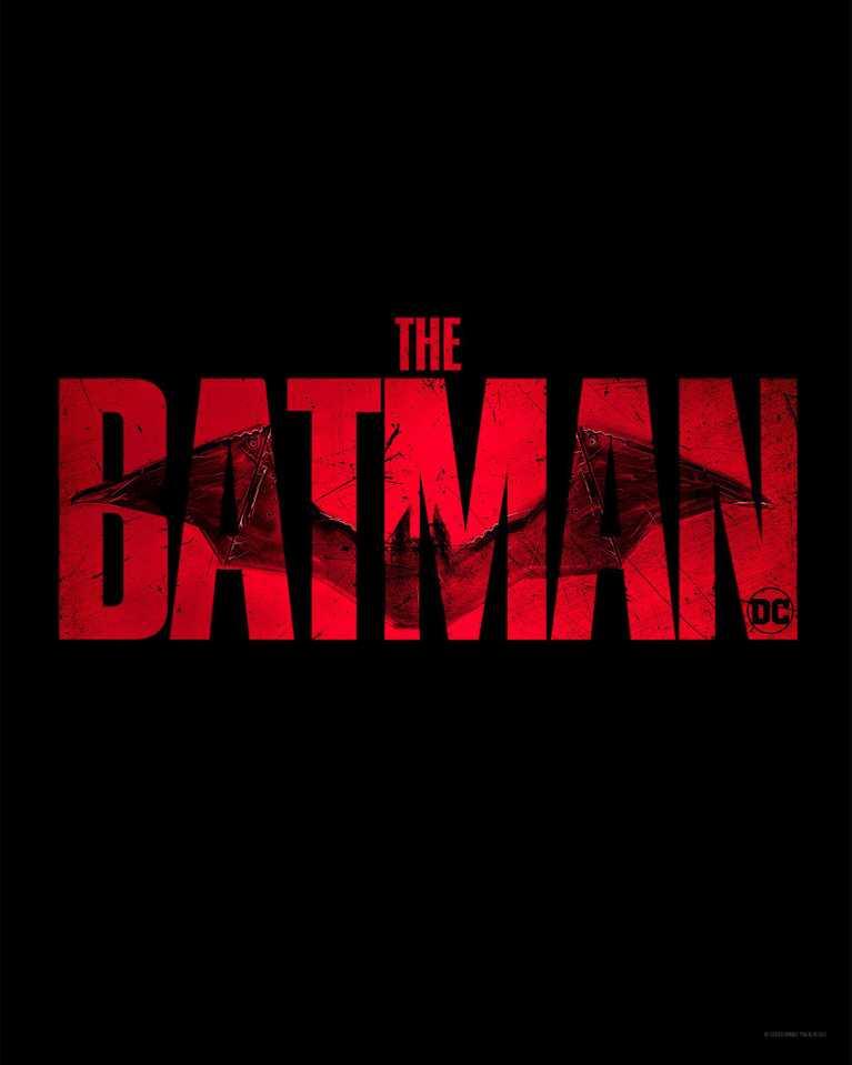 Première affiche et logo dévoilés avant le DC FanDome — The Batman