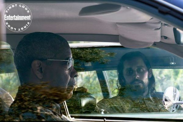 Jared Leto et Denzel Washington dans The Little Things