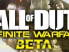Call of Duty Infinity Warfare : version Beta disponible sur PS4