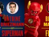 Lego Batman : Antoine Griezmann et Blaise Matuidi voix de Superman et Flash