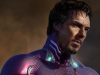 Avengers Infinity War : Doctor Strange porte l'armure d'Iron Man (concept art)